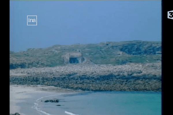 Sur l'île d'Aurigny, entre 1941 et 1944, il y avait 4 camps dont 1 camp de concentration nazi