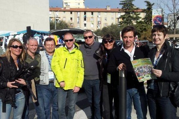L'équipe de France 3 Languedoc-Roussillon réalise une page spéciale chaque soir