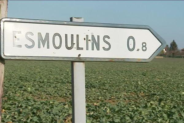 En janvier 2018, la découverte d'un corps à Esmoulins avait éveillé les soupçons.