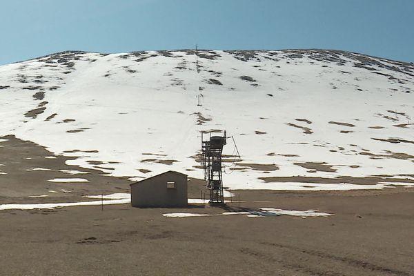 Les remontées mécaniques de la station de Soleilhas-Vauplanne ne fonctionnent plus depuis l'hivers 2016.