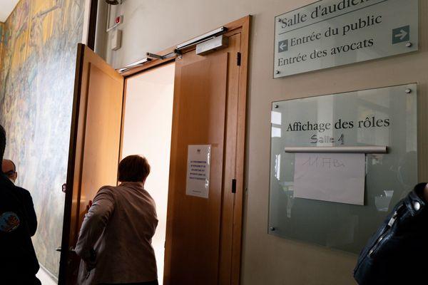 Le procès des 18 prévenus s'est ouvert le 12 avril 2021 au tribunal correctionnel de Marseille.