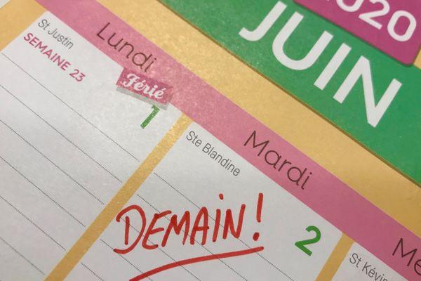 La deuxième phase du déconfinement commence ce mardi 2 juin dans notre région.