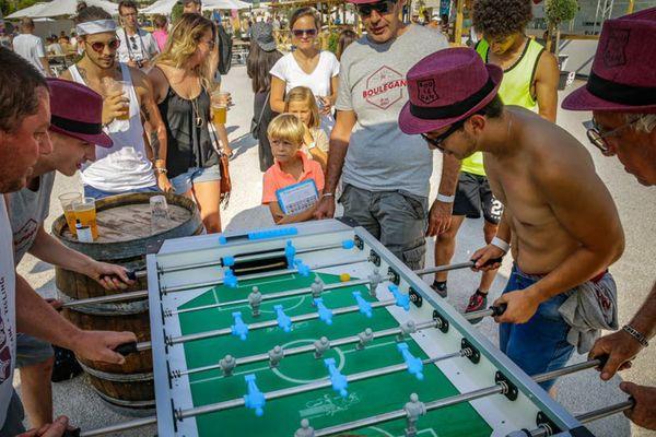 Parties de pétanque, de babyfoot, jeux de cartes et autres activités seront proposées aux Provençaux