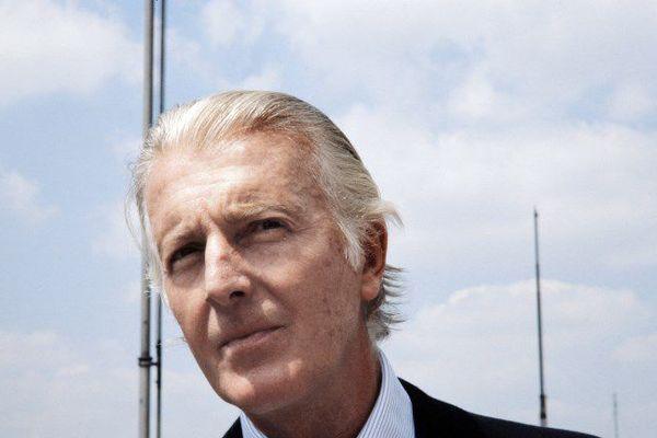 Hubert de Givenchy à Paris le 1er juillet 1978