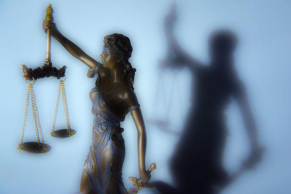 Balance de la justice / © JEAN-PIERRE AMET / MaxPPP