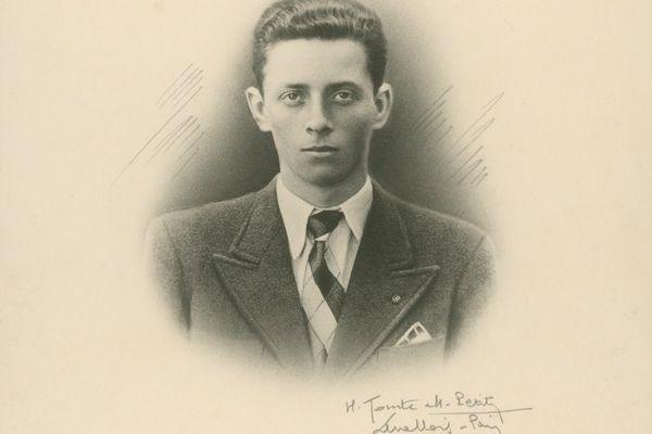 Le jeune Henri Fertet