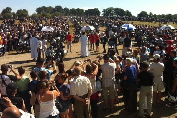 20 000 motards étaient attendus