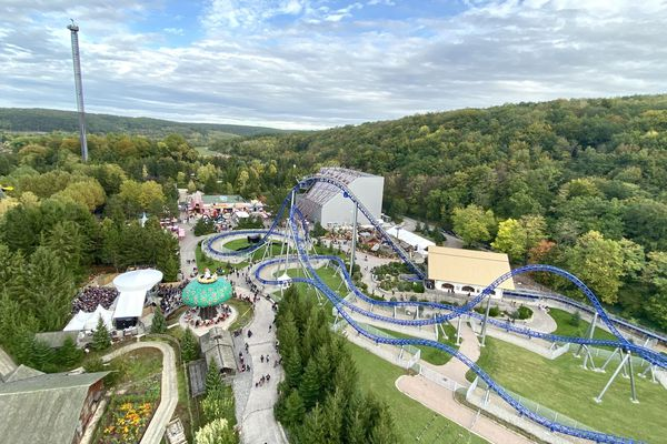 Le parc d'attraction Nigloland