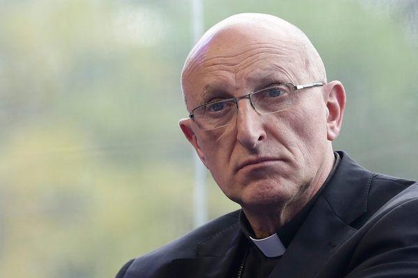 Monseigneur Dominique Rey, évêque de Toulon (Archives)