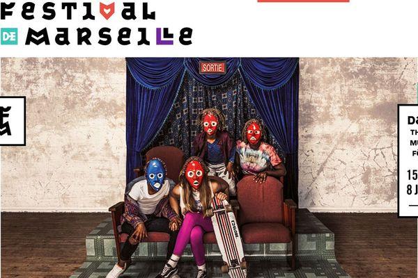 Festival de Marseille du 15 juin au 8 juillet 2018