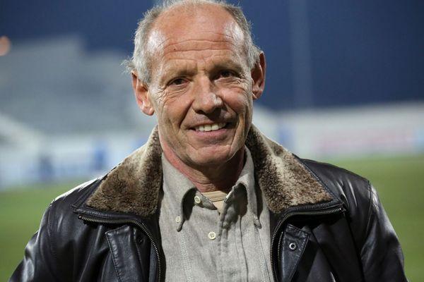 Jean-René Moracchini, président de la Ligue Corse de Football.