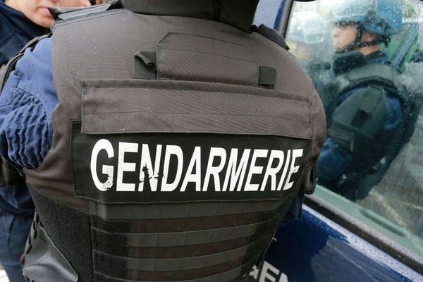 Mardi 10 mars, les gendarmes du PSIG d'Ambert dans le Puy-de-Dôme sont intervenus au lycée Blaise-Pascal. Photo d'illustration.