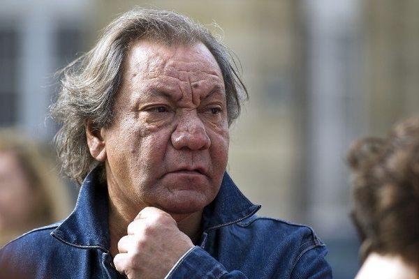 """Le réalisateur Tony Gatlif et son """"Géronimo"""" en avant première à Perpignan"""