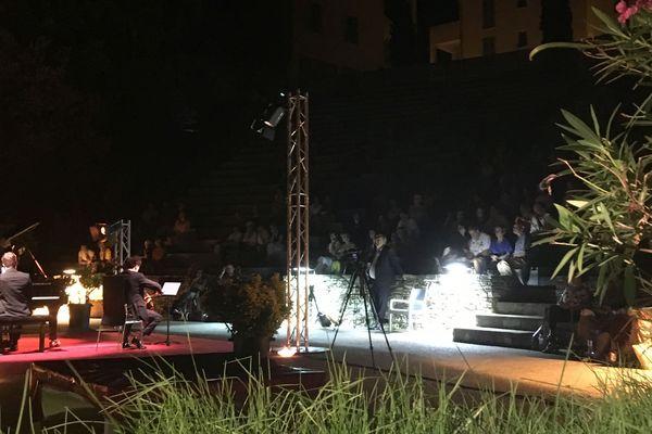 Nuits du piano d'Erbalunga (Haute-Corse).