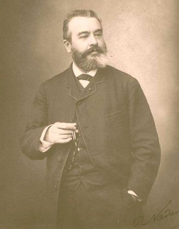 Dr Adrien Proust, né à Illiers (Eure-et-Loir), spécialiste des épidémies et père du célèbre écrivain Marcel Proust.