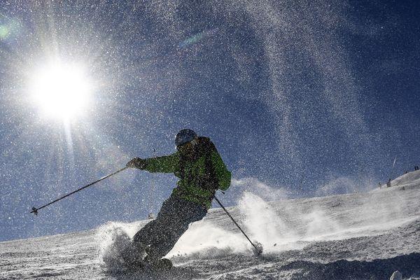 Les stations de ski du Lioran et du Sancy font le plein de neige avant le week-end du 27 janvier.