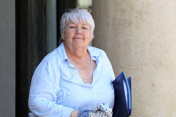 Une polémique entoure Jacqueline Gourault, ministre de la Ville.