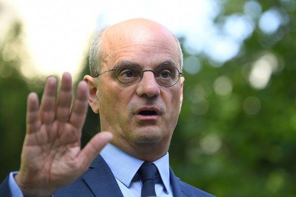 Jean-Michel Blanquer, ministre de l'éducation nationale, de la jeunesse et des sports