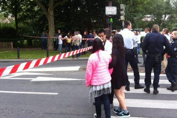 Suite à un canular, le 27 août 2014 le Raid s'était déplacé d'urgence et avait évacué un hôtel de Malakoff