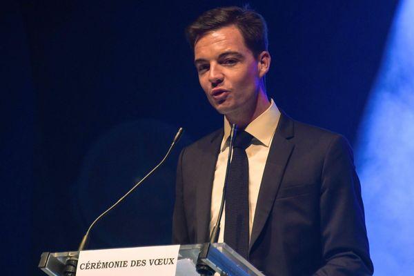 L'ex-maire d'Hesdin Stéphane Sieczkowski-Samier, le 18 janvier 2019.