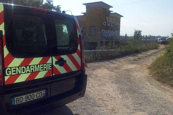 Marsillargues (Hérault) - le cadavre d'une femme dénudée retrouvé dans le canal - 5 septembre 2014.