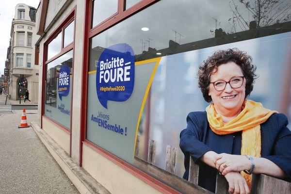 À Amiens, pas moins de trois listes ont demandé le soutien de La République en marche. C'est finalement la maire sortante (UDI) Brigitte Fouré qui a obtenu l'appui du parti macroniste.