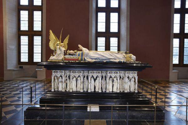 Le Tombeau de Philippe le Hardi au Musée des Beaux-Arts de Dijon
