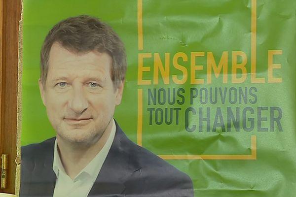 La liste de Yannick Jadot a obtenu 19,97% des voix à Poitiers