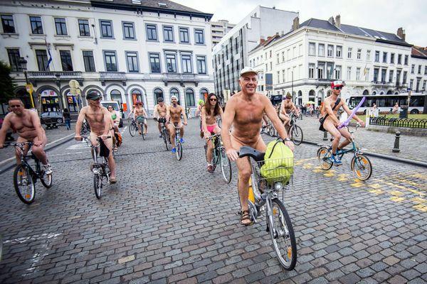 Le concept a déjà eu du succès en Belgique, ici à Bruxelles.