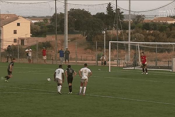 26/08/2017 - Première victoire de l'AS Furiani-Agliani en national 2