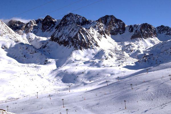 Pas d'ouverture des stations de ski en Andorre pour les vacances