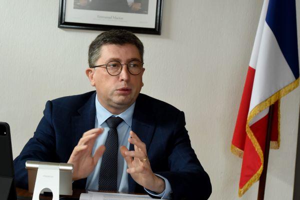 Jean-Michel Mis, député Lrem de la loire, est rapporteur de la mission chargée d'éclaircir les circonstances de cette distribution chaotique de propagande électorale, lors des deux tours de scrutin des élections régionales et départementales en juin 2021