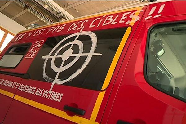 Ras le bol chez les pompiers de Nîmes.