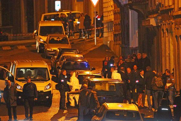 Un assaut donné par les polices belge et française avaient fait 2 morts, le 15 janvier 2015 à Verviers.