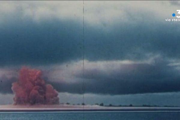 En 1960, la France du général de Gaulle projette de faire des essais nucléaires sur le site des anciennes mines de plomb argentifère de l'Argentella, en Balagne.