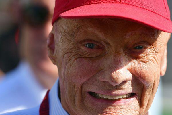 Niki Lauda, le miraculé de la F1, décédé le 20 mai à l'âge de 70 ans.