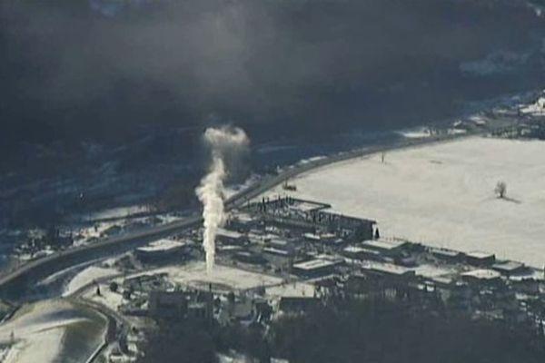 Pollution en vallée de Chamonix