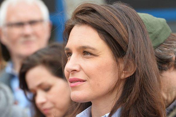 Christelle Morançais, la présidente de la région des Pays de la Loire