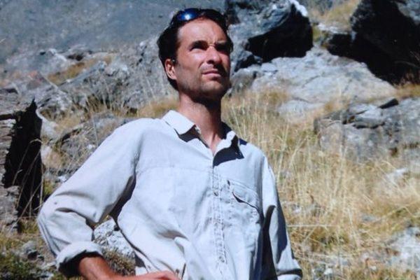 Thomas Gaillard, 41 ans, n'a plus donné de nouvelles à sa famille alors qu'il était à Katmandou le jour du tremblement de terre.