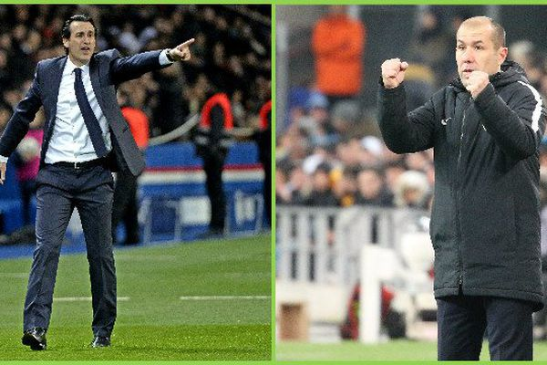 La finale de la Coupe de la Ligue Monaco-PSG oppose deux entraîneurs passionnés, Leonardo Jardim et Unai Emery