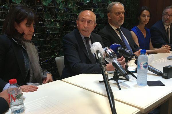 Gérard Collomb ne sera pas candidat à la Métropole de Lyon