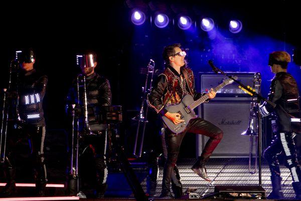 Muse devait jouer en juillet prochain aux Eurockéennes 2021 de Belfort.