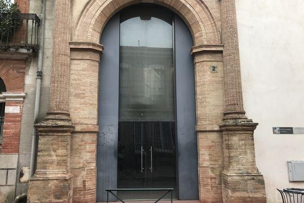 La cour d'assises de Haute-Garonne à Toulouse- archives.