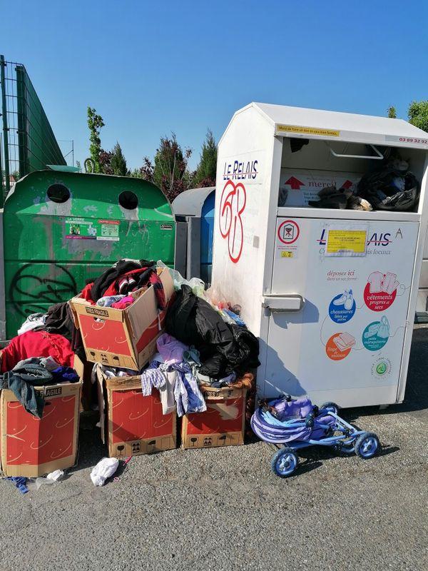Avec seulement 50% de ses chauffeurs en activité, Relais Est appelle à l'arrêt des dons pendant le confinement.