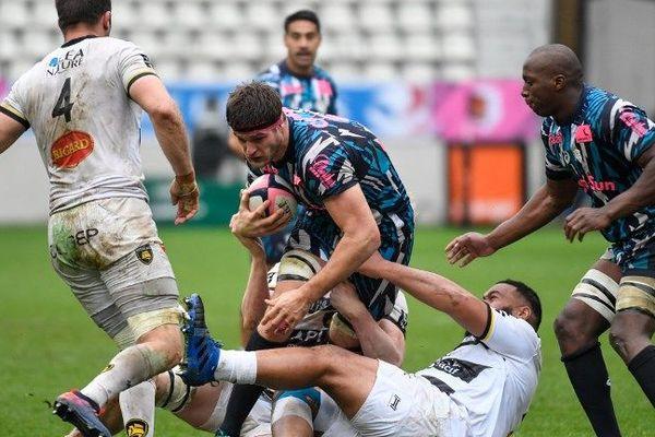 La semaine dernière, les Rochelais se sont imposés à Paris face au stade Français.