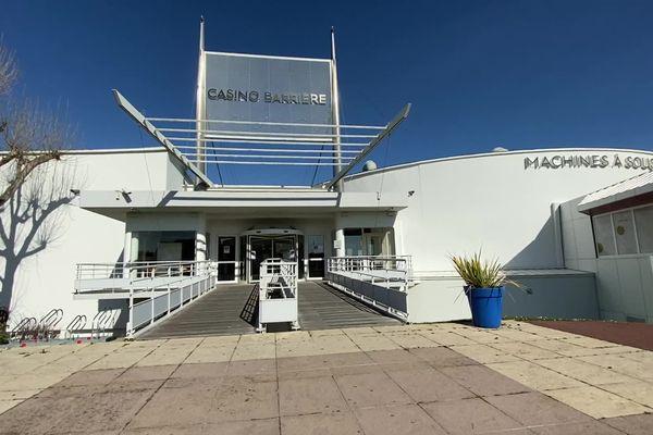 Le casino de Ouistreham toujours fermé en ce mois de mars 2021. Et un gros manque à gagner pour la commune.
