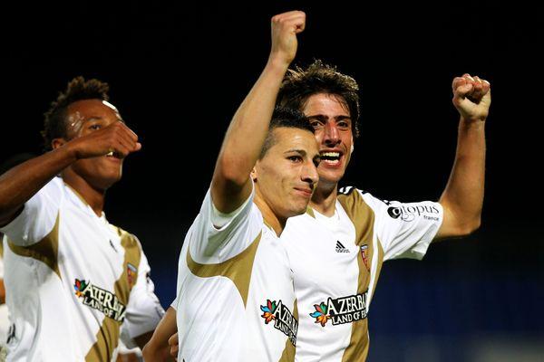 La joie de la victoire pour le RC Lens, ce samedi à Bollaert-Delelis ?