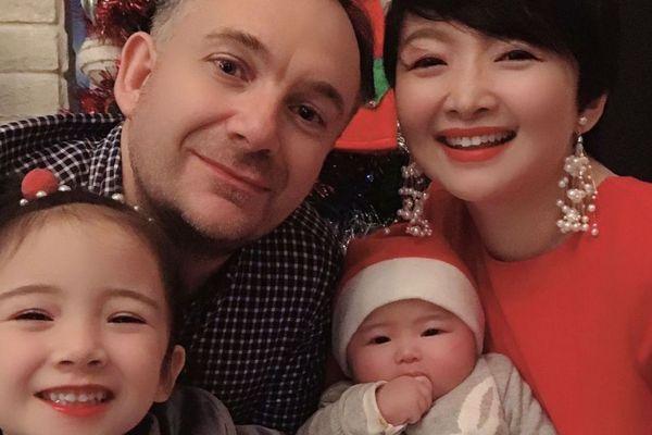La famille Hieronimus à Wuhan