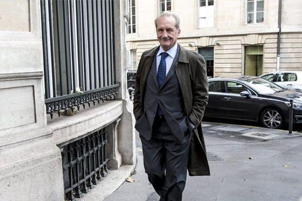 Gérard Longuet, sénateur Les Républicains de la Meuse et ancien ministre