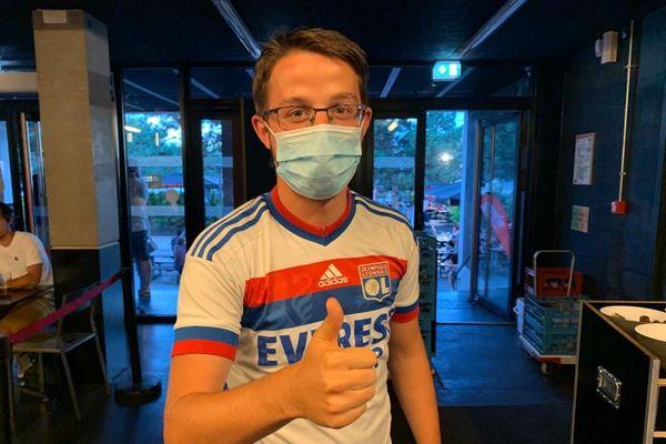 Privés de déplacement à Lisbonne, pour cause d'épidémie de coronavirus Covid, les supporters sont prêts à suivre la demi-finale contre le Bayern dans différents bars et lieux de retransmission.